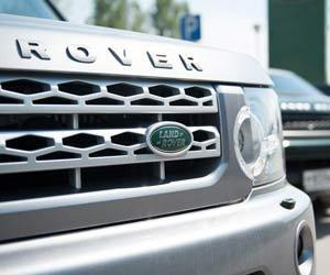 Land Rover New